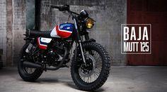 The Baja Mutt 125