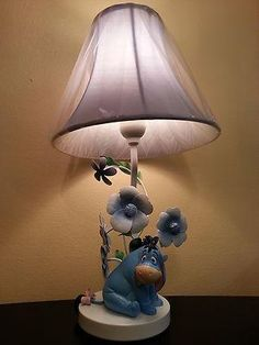 Eeyore table lamp