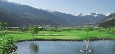 5 Sterne Superior Golfplatz in Uderns Golf Courses, Scenery, River, Mountains, Outdoor, Ski Resorts, Hiking Trails, Cold, Stars