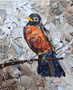 Deborah Shapiro Creates Collages Of Torn Paper & Magazines Create Collage, Collage Making, Mixed Media Collage, Collages, Collage Artists, Magazine Collage, Magazine Art, Paper Collage Art, Paper Art