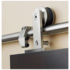 1000 ideas about rail pour porte coulissante on pinterest loft interieur - Kit rail porte coulissante exterieure ...