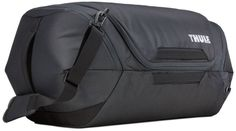 Thule Subterra Duffel Bag, Mineral, 60 L Luggage Brands, Luggage Store, Luggage Sets, Nylons, Checked Luggage, Macbook Sleeve, Best Deals Online, Short Trip, Online Bags