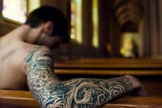 landscape tattoo sleeve - Google Search