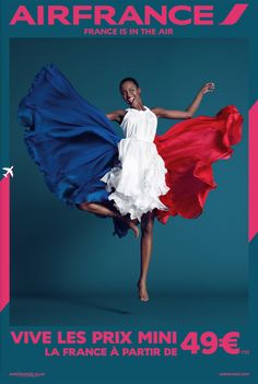 """AIR FRANCE: """"France Is In The Air"""" (2014)"""