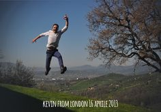 kevin jump for Forestaria Organic Farm in Lucca, Tuscany