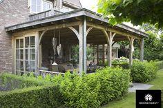 Eikenhouten veranda, Harderwijk 1
