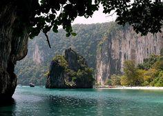 Hong Island, near Krabi, Thailand