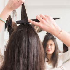 #ghdetvous - Conseils gestuelle coiffure #2 : créer du volume - http://po.st/k5zdRN