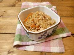 切り干し大根とそぼろの生姜煮 by 13pearls 【クックパッド】 簡単おいしいみんなのレシピが281万品