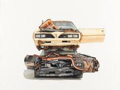 Paul White: New work and Upcoming shows. Australian artist Paul...