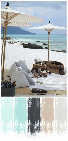 Coastal Inspiration - dinner on the beach - this can be arranged by the Ritz Carlton Naples