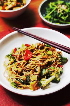 images about Soba Dishes on Pinterest | Soba noodles, Peanut chicken ...