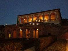 Officine Vino presso Villa dei Vescovi (Torreglia, PD) in collaborazione con FAI Fondo Ambiente Italiano