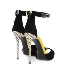 Giuseppe Zanotti - $120 http://volatilestyles.wix.com/volatile-styles