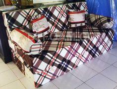 <p>Sofa Bed Brown Berry Kasur Busa Lipat Inoac Super : – Pilihan Busa : Super awet 10 tahun /Esklusif awet 15 tahun. – Cover : Katun Halus. – Dapat di vakum untuk memperkecil biaya pengiriman. – Motif cover dapat menggunakan motif cover sofa bed maupun motif kasur busa. Sofa bed …</p>