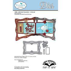 pull tab cards | www.elizabethcraftdesigns.com