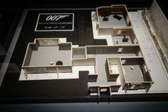 007 セット模型