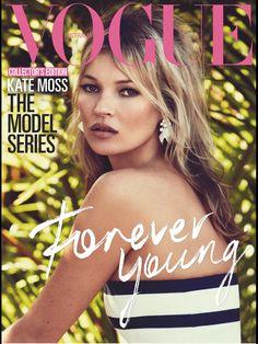 Kate Moss, Vogue Australia