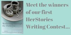 Meet the winners of our first HerStories writing contest, and check out our book cover!