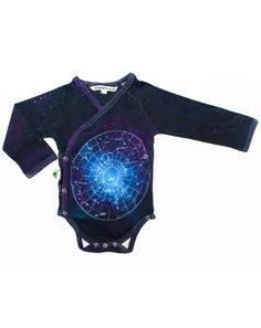 Constellations Baby Onesie