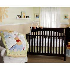 Orange Crib Bedding Canada