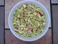 Celery Apple Salad thefrugalbitch.wordpress.com