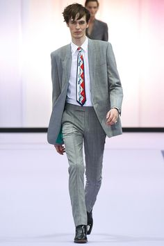 Paul Smith Spring 2018 Menswear Fashion Show Collection