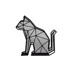 Cat Letter Rack, $12, now featured on Fab.