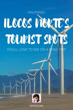 Ilocos Norte, Philippines Tourist Spots You'll Love to See on a Road Trip
