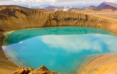 Viti Crater, Askja, Iceland