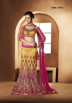 Exclusive range of designer wedding Lehanga choli,