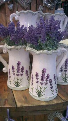 Purple lavender moments