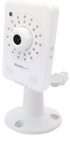 Brickcom Wireless 3 MP Mini Box Network Camera (WMB-300Ap) by Brickcom. $457.00. Wireless 3 Megapixel Mini Box camera featured packed with IR Cut Filter for Superor Night Vision, Multi Profile Sensor Management for different environments, Dual band Wireless Connectivity, WPS support, Edge recording (SD Card Slot), and Illumination LED.  Brickcom Corporation is a leading network video manufacturer in the IP surveillance industry.  Dedicated to providing the best IP sur...