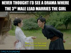scarlet heart ryeo I think i must watch this Korean Drama Funny, Korean Drama Quotes, Scarlet Heart Ryeo, Moorim School, Drama Fever, W Two Worlds, All Meme, Kdrama Memes, Weightlifting Fairy