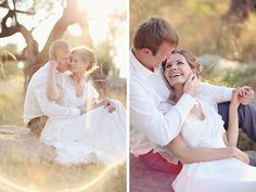 Romantic couples session by Sonya Khegay - via Magnolia Rouge