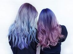 📷 @evalam_ + @hairbycampeotto  Via @multicolorhair (follow) Left or right ? Comment below! ⠀ #hairstyles #style #hair #girls #hairsalon #instafollow #look #colorful #beauty #fashion #blonde #stylish #haircut #hairideas #hairdye #hairfashion #colors #haircolor #longhair #ombre #brownhair #blondehair  #hairposts #glamhair #perfectcurls #balayage #hairstyle #braids #haircolor #hairdo #salonvoguehair