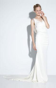 Nicole Miller Nina Bridal Gown on shopstyle.com