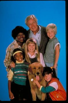 Punky Brewster - and now sharing with Maddie!