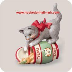 hallmark - 2006 mischievous kittens #8