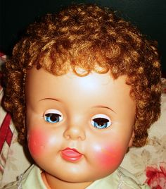 """VINTAGE 28 """" IDEAL SUZY PLAY PAL  $123"""