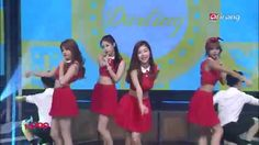 Simply K-Pop Ep122C11 Girl's Day - Darling #GirlsDay, #Darling