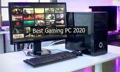 Best Gaming PC 2020 - Future Gamers Experience - MYPROJECTDEALS Gaming Desktop, Pc Computer, Windows 10 Operating System, Computer Repair Services, Memory Storage, Falls Church, Laptop Repair, Custom Pc, Dell Laptops