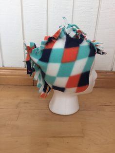 Newborn Fleece Mohawk Hat, Fun Baby Hat, Baby Fleece Mohawk Hat, Baby Mohawk Hat, Fleece Mohawk Hat, Unisex Fleece Hat by KozyKiddies on Etsy