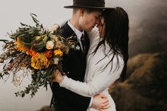 This Iceland Elopement is As Heartfelt As It is Thrilling | Junebug Weddings