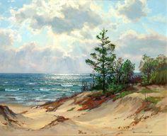 Charles Vickery: Original Paintings: Item# 18694