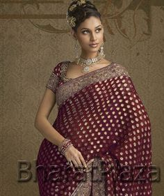 Bollywood Inspired Saree