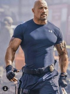 The Rock New Styles Movie