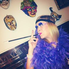 Carnival 2013. 1920's flapper costume. Leondisfraces.Disfraces Cristina.
