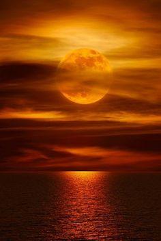 Peter Lik  Moonlight Reflections  La Jolla, Ca