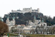 Castle Hohensalzburg, Austria